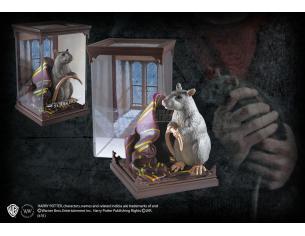 Harry Potter Creature Magiche Statua Crosta Ratto 18 Cm Noble Collection