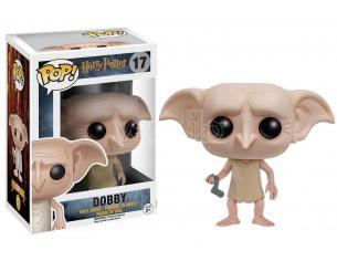 Harry Potter Funko Pop Vinile Figura Dobby con Calzino 9 Cm