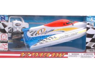New Ray NY87843 POWER BOAT F1 1:16 Modellino