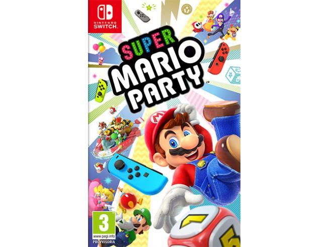 SUPER MARIO PARTY GAME - NINTENDO SWITCH
