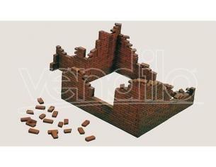 Italeri IT0405 BRICK WALLS KIT 1:35 Modellino