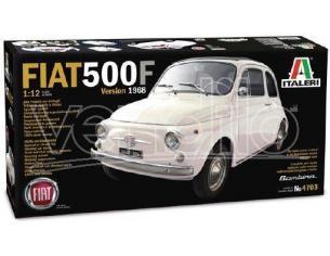 Italeri IT4703 FIAT 500F 1968 1:12 Modellino