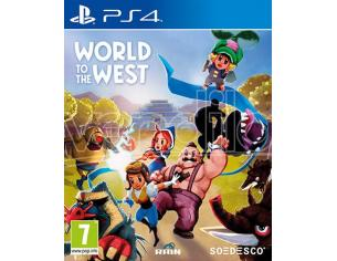 WORLD TO THE WEST AZIONE - PLAYSTATION 4
