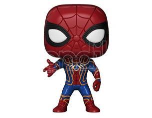 Avengers Infinity War Funko POP Film Vinile Figura Iron Spider 9 cm