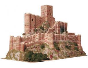 Aedes Ars Ads1006 Almansa Castle Sec.xiii  Pezzi 3600 Kit 1:350 Modellino