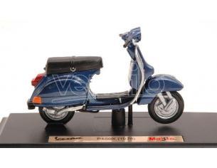 Maisto MI4272B VESPA P150X 1978 BLUE 1:18 Modellino