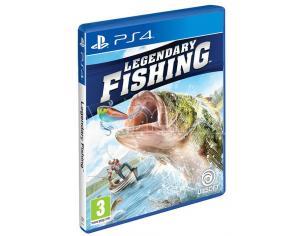 LEGENDARY FISHING SIMULAZIONE - PLAYSTATION 4