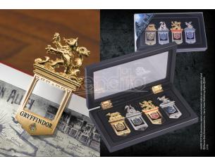 Harry Potter Set Segnalibri Delle 4 Case Di Hogwarts Noble  Collection