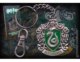 Harry Potter Portachiavi Con Stemma Serpeverde Noble Collection