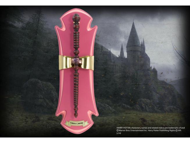Harry Potter Bacchetta Magica Dolores Umbridge Noble Collection