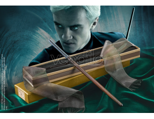 Harry Potter Bacchetta Magica Olivander Draco Malfoy Noble Collection
