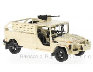 Ixo model MOC202 SERVAL MATT BEIGE 1:43 Modellino