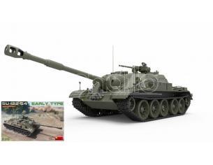 Miniart MIN37035 SU-122-54 EARLY TYPE KIT 1:35 Modellino