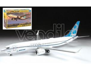 Zvezda Z7026 BOEING 737 8 MAX KIT 1:144 Modellino