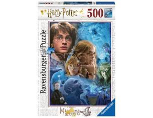 Harry Potter Ravensburger: 500pz Puzzle