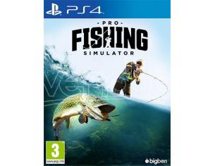 PRO FISHING SIMULATOR SIMULAZIONE - PLAYSTATION 4