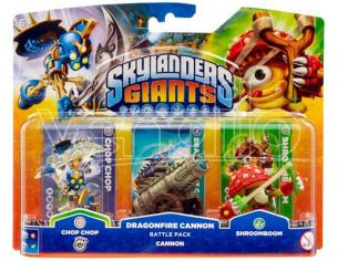SKYLANDERS GIANTS BATTLE PACK CANNON - TOYS TO LIFE