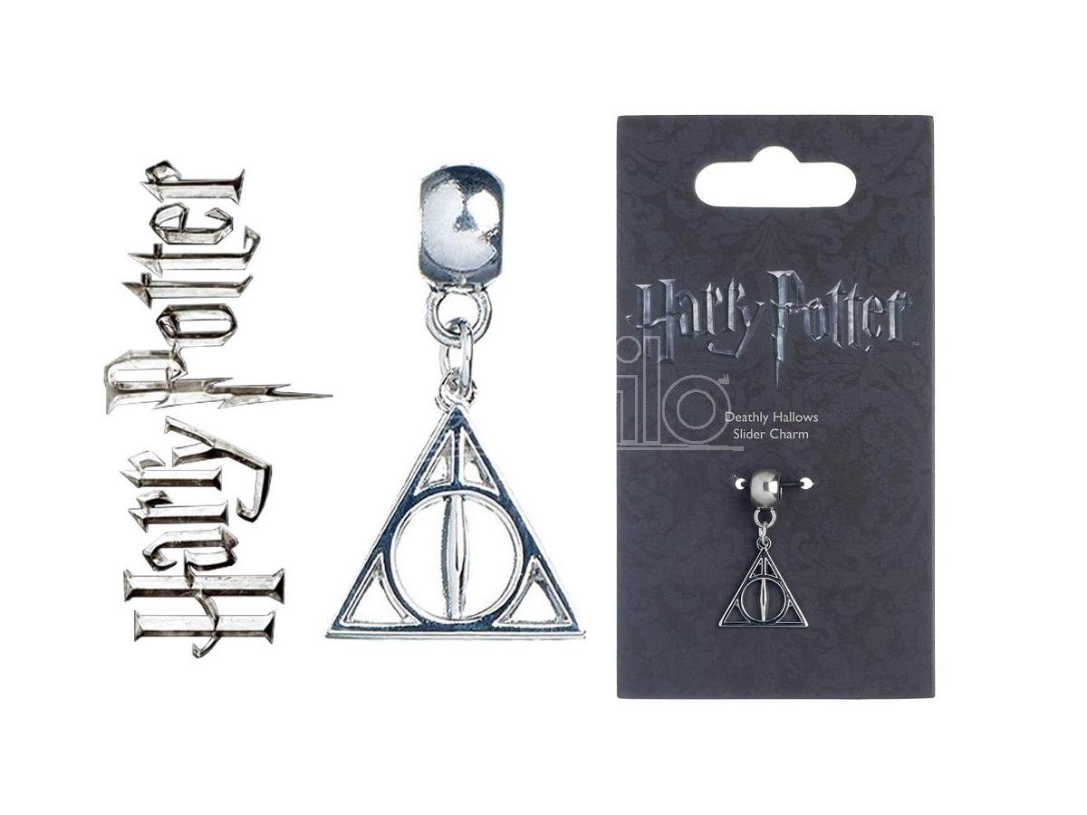 Carat Harry Potter Doni Della Morte Slider Ciondolo Ciondolo