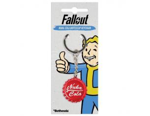 Gaya Entertainment Fallout Nuka Cola Bottlecap Portachiavi