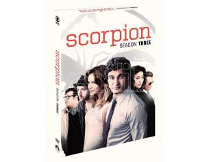 SCORPION - STAGIONE 3 (6 DISCHI) SERIE TV DVD