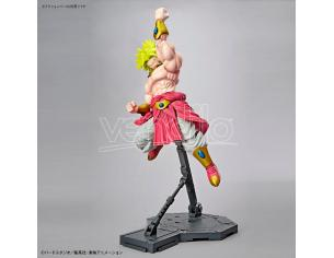 Bandai Model Kit Figura Rise Leg Super Saiyan Broly Model Kit
