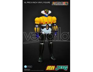 High Dream Kotetsu Jeeg Robot Vinile Figura Action Figure