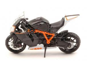 BBURAGO BU51049 KTM 1190 RC8 R 1:18 Modellino