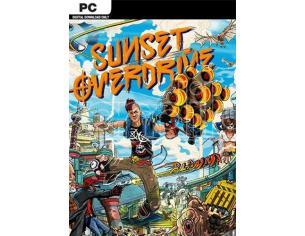 SUNSET OVERDRIVE AZIONE - GIOCHI PC