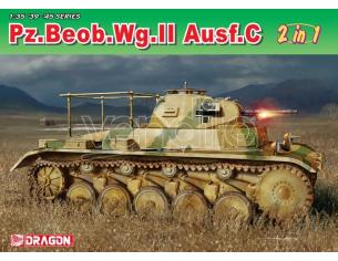 Dragon D6812 PZ.BEOB WG.II AUSF A-C KIT 1:35 Modellino