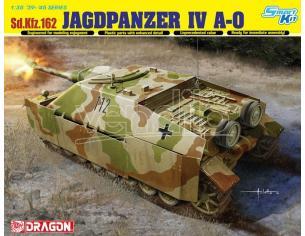 Dragon D6843 JAGDPANZER IV A-0 KIT 1:35 Modellino