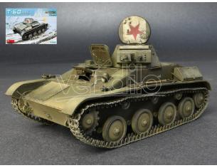 Miniart MIN35215 T-60 EARLY SERIES SOVIET LIGHT TANK INTERIOR KIT 1:35 Modellino
