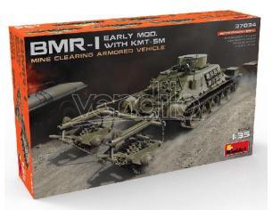 Miniart MIN37034 BMR-1 EARLY MOD.WITH KMT-5M KIT 1:35 Modellino