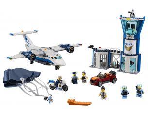 LEGO CITY POLIZIA 60210 - BASE DELLA POLIZIA AEREA