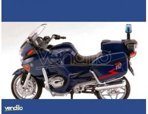 New Ray NY43163 BMW R 1200 RT CARABINIERI 1:12 Modellino