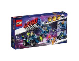 LEGO MOVIE 2 70826 - IL FUORISTRADA REX-TREMO DI REX!