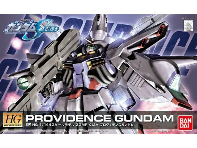 BANDAI MODEL KIT HG GUNDAM PROVIDENCE R13 1/144 MODEL KIT