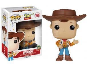 Toy Story Funko POP Disney Vinile Figura Woody 9 cm