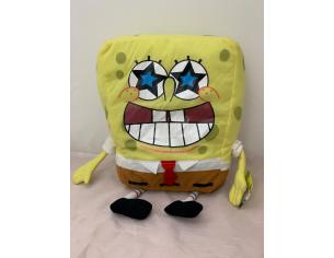 Spongebob Supereroe 42 cm Cuscino Peluche WhiteHouse