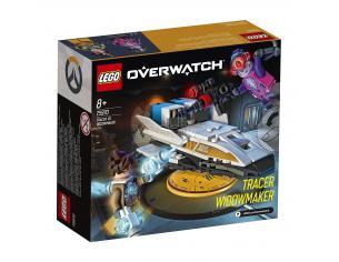 LEGO OVERWATCH 75970 - TRACER VS WIDOWMAKER