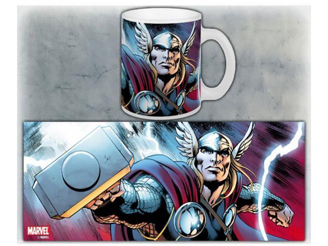Semic Thor Fulminemug