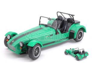 Solido SL1801801 CATHERAM SEVEN 275 GREEN 1:18 Modellino