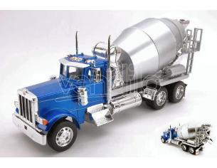 Welly We39943bl Peterbilt 379 Metallolic Blue/silver 1:32 Modellino