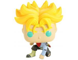 Dragon Ball Super Funko POP Vinile Figura Super Saiyan Trunks Futuro 9 cm Esclusiva