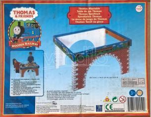 Thomas & Friends Giocattolo Tavolo da Gioco Solo Telo Senza Ripiano Learning Curve