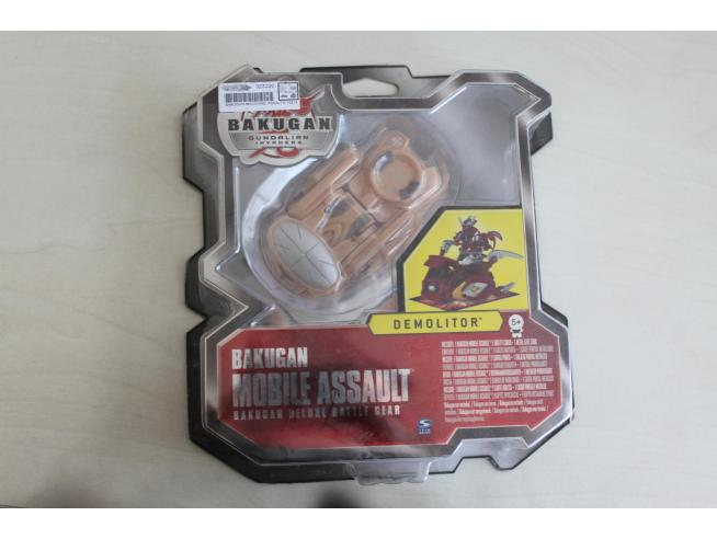 Giochi Preziosi - Bakugan Macchine D'Assalto Demolitor