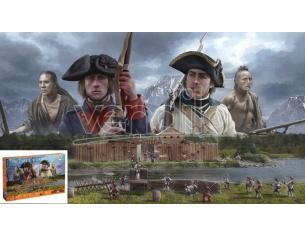 Italeri It6180 French E Indian War 1754-1763 Kit 1:72 Modellino