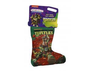 GIOCHI PREZIOSI - Ninja Turtles Calzettone con tante sorprese