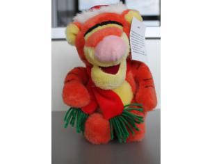 Disney Winnie The Pooh - Tigro Natale Natale 22 cm Peluche
