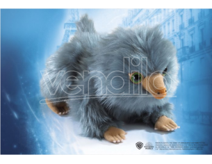 Animali Fantastici Peluche Baby Snaso Niffler Peluche Grigio Noble Collection