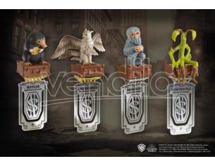 Animali Fantastici Set Segnalibri Dei 4 Animali Del Film Noble Collection